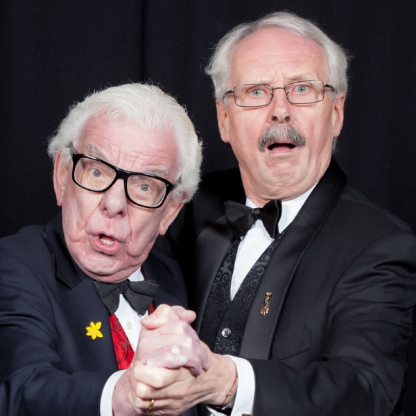 Barry Cryer and Colin Sell – Strictly Come Joking