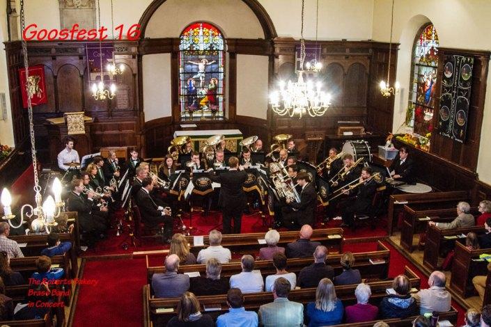 Roberts Bakery Brass Band