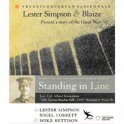Standing in Line - A story of the Great War told through songs, readings & images
