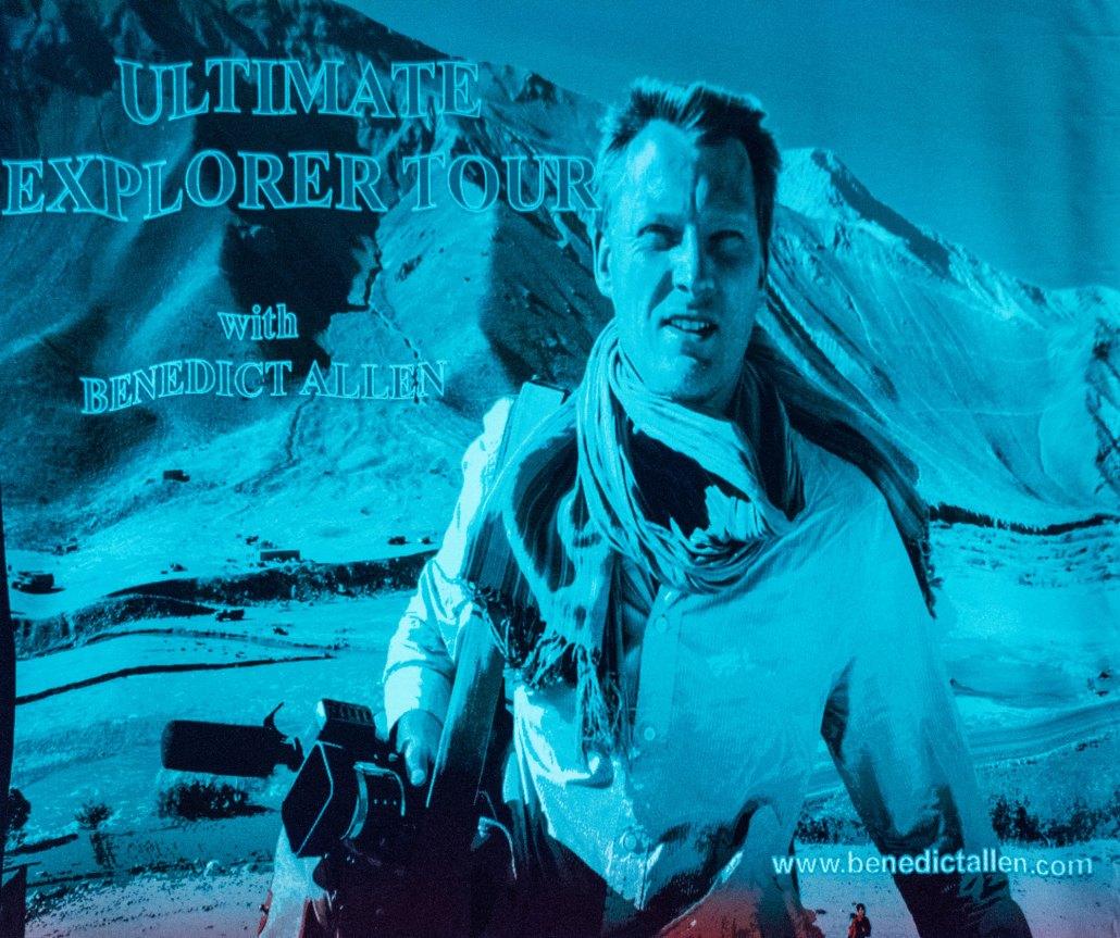 Benedict Allen - The ultimate explorer