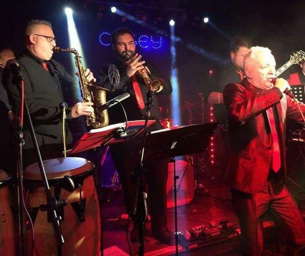 The Godfathers of Soul – 9 piece Soul Band