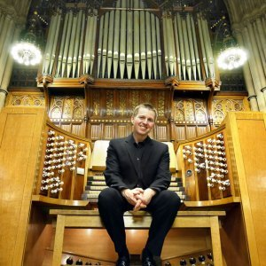 'Organ Spectacular' - An organ recital by Jonathan Scott