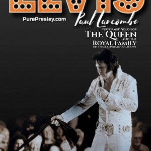 Paul Larcombe - An evening with Elvis
