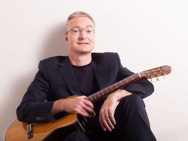 Rik Roberts – Worlds of the Guitar