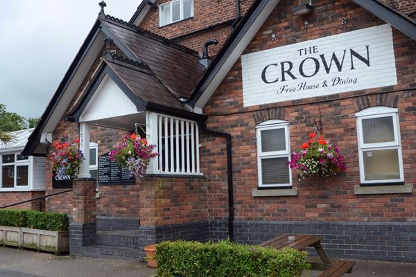 The Crown Inn, Goostrey