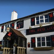 The Red Lion, Goostrey