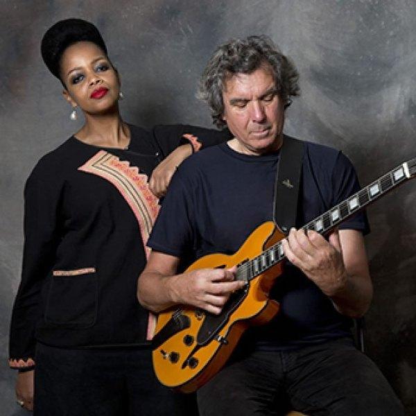 John Etheridge & Vimala Rowe